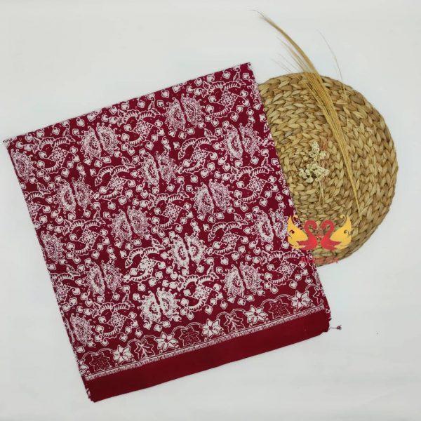 Batik Jambi, Merah Putih. BJMP003