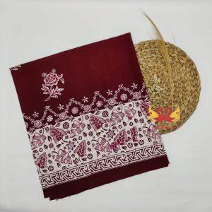 Batik Jambi, Merah Putih. BJMP008